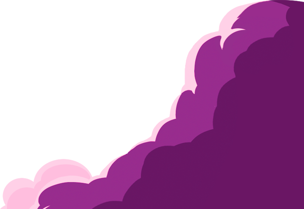 Pink Right Cloud